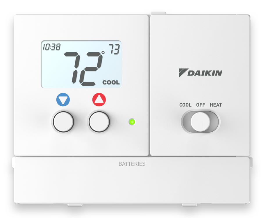 Daikin Thermostats